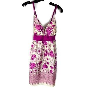 Dresses & Skirts - Shop With Velocity Light Floral Thin Strap Dress